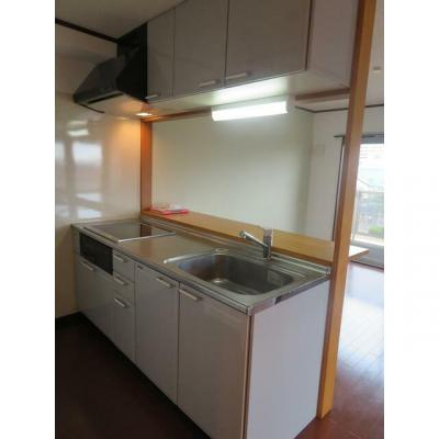 V-ROOM幕張本郷のキッチン