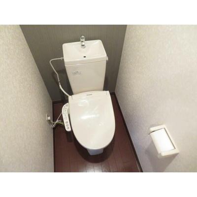 V-ROOM幕張本郷のトイレ