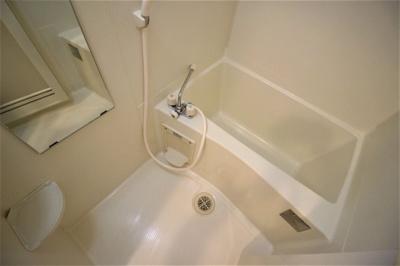 ★鏡付浴室★