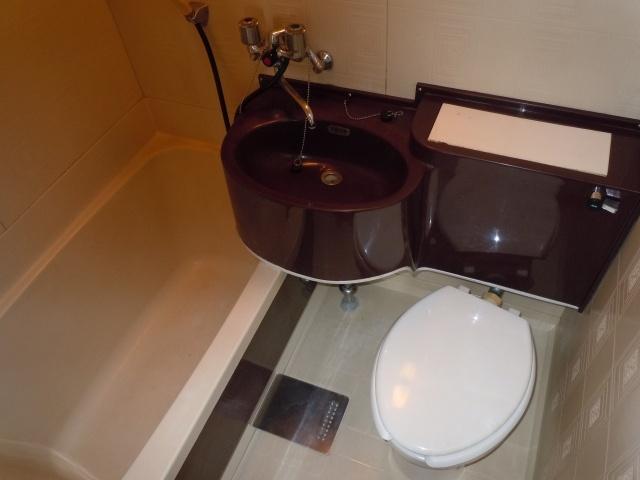 【浴室】ショウ栄マンション