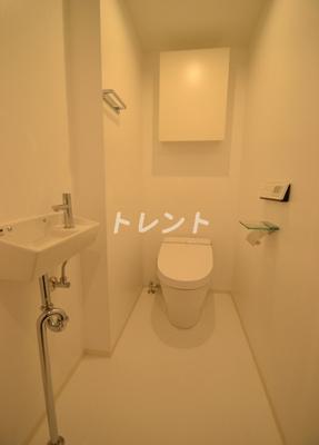 【トイレ】パセオ神宮前【PASEO神宮前】
