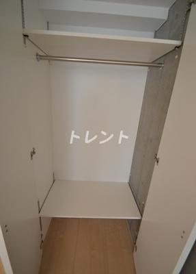 【収納】パセオ神宮前【PASEO神宮前】