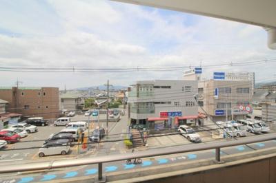 【展望】上野坂グランハイツC