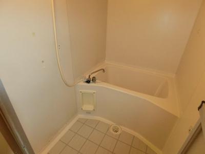 【浴室】メゾンローゼ
