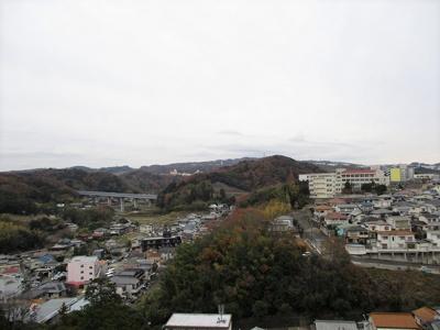 【展望】ライオンズマンション須磨名谷