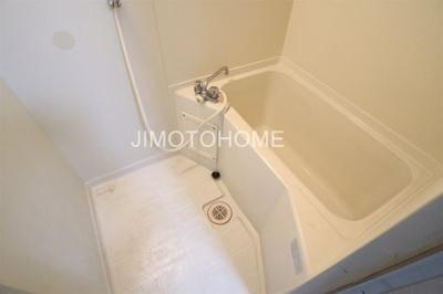 【浴室】ウィングス市岡