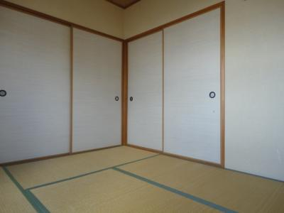 【寝室】ルーセントプレジオ