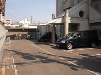 【駐車場】ルーセントプレジオ