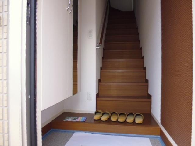 【玄関】サニープレインE