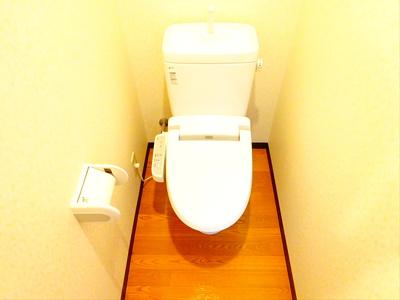 【トイレ】プリティーメゾン