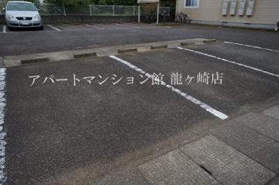 【駐車場】シャルマンメゾンA