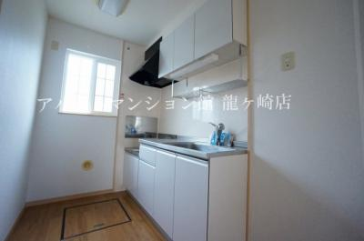 【キッチン】シャルマンメゾンA