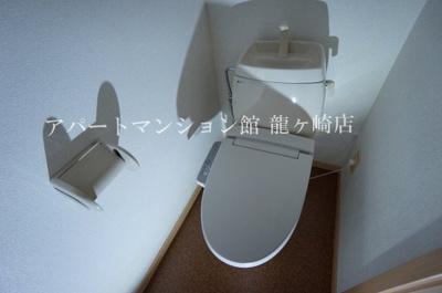 【トイレ】シャルマンメゾンA