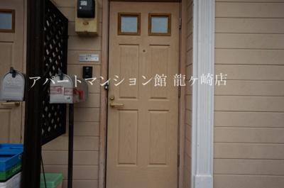 【玄関】シャルマンメゾンA