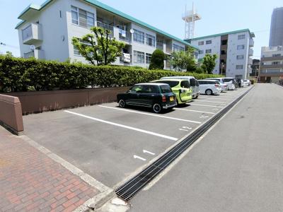 【駐車場】緑橋コーポ2号棟
