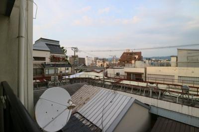 【展望】プレアール八尾本町