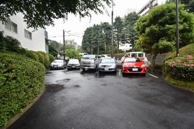 平置き駐車場です。 (令和元年5月時点/空き無し)