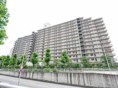 【外観】ネオコーポ大阪城公園2号館