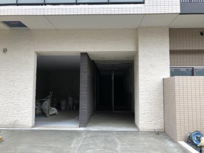 【エントランス】クロシェットプラース