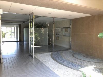 【エントランス】朝日プラザCITYウエストヒル神戸C棟