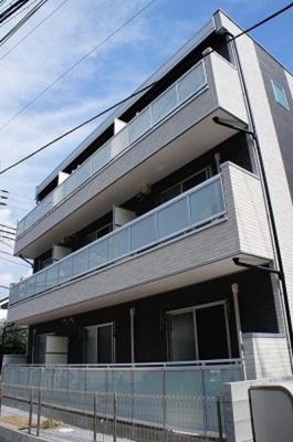 最上階・3階部分の1K【リブリ・フェリーチェ藤崎】!