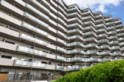 【現地写真】 鉄筋コンクリート造の211戸♪