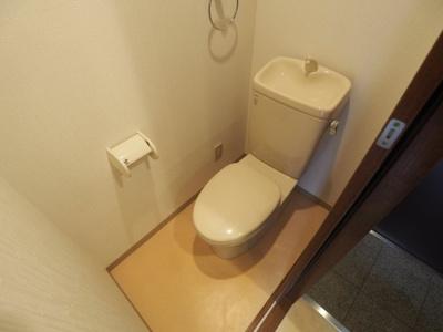【トイレ】オハナ住吉