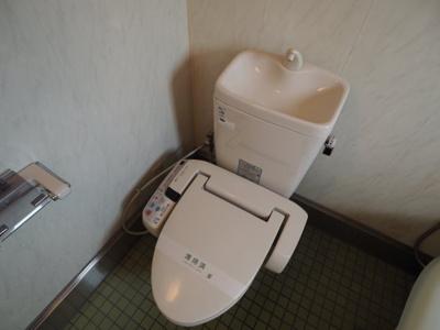 【トイレ】オリエントコート