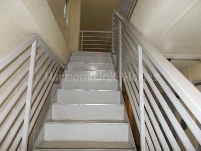 グレースメゾンの階段