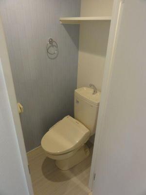 【トイレ】ひかりコーポハイム