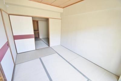 【和室】グリーンハイツ松原