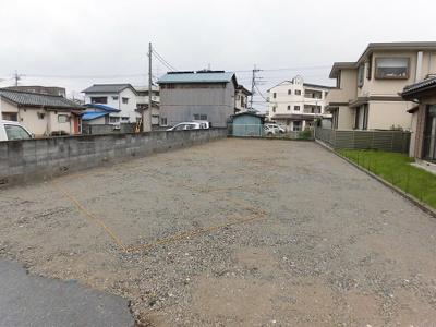 【外観】下飯田駐車場