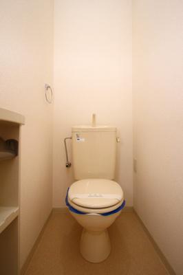 【トイレ】エトワール御池