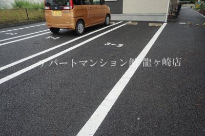 【駐車場】Sora~想桜~
