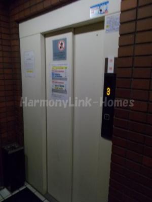 グランメール池袋のエレベーター