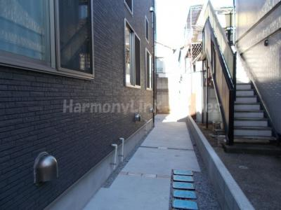 ハーモニーテラス上池袋Ⅱの駐輪スペース☆