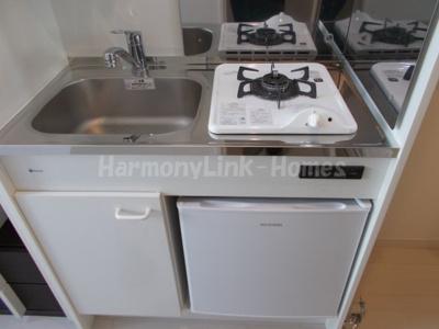 ハーモニーテラス上池袋Ⅱのキッチンでお料理をお楽しみください(同一仕様写真)☆