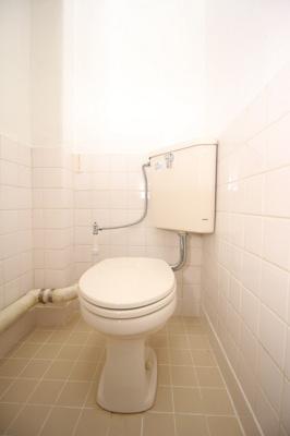 【トイレ】ルビーマンション