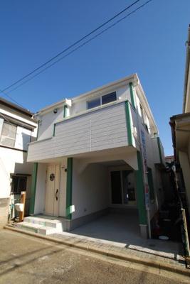 【外観】所沢市北秋津新築分譲住宅