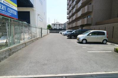 【駐車場】ドミソレイユ