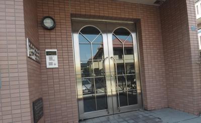【エントランス】カサグランデ魚崎3