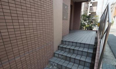 【ロビー】カサグランデ魚崎3