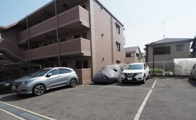 【駐車場】カサグランデ魚崎3