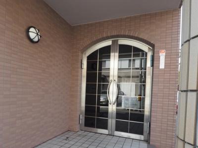 【エントランス】カサグランデ魚崎1