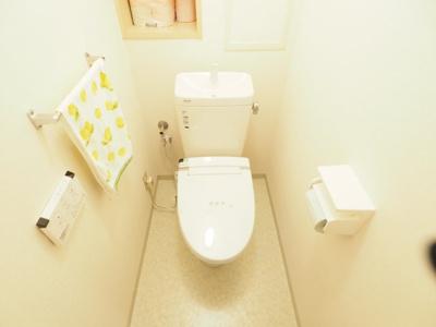 【トイレ】カサセルバ