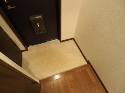 【玄関】カサフィレンツェ