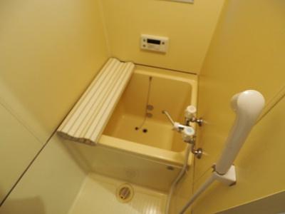 【浴室】カサフローラ
