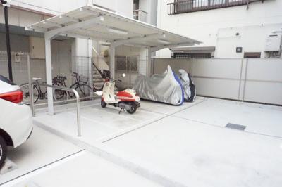 【駐車場】ララプレイス大阪福島ミラ