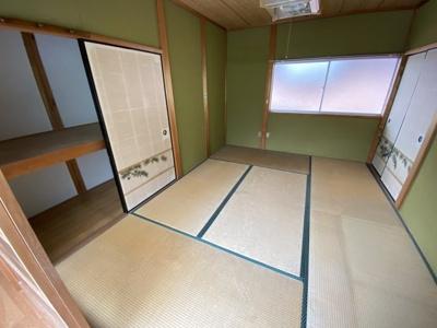 2Fの和室です。