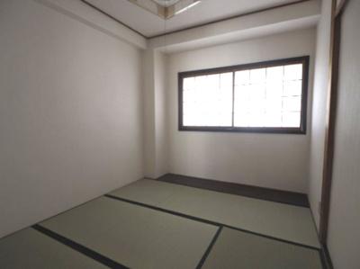 【寝室】神岡マンション